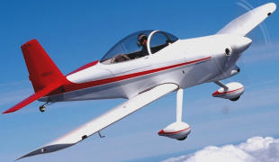 homebuilt airplane for aircraft appraisal